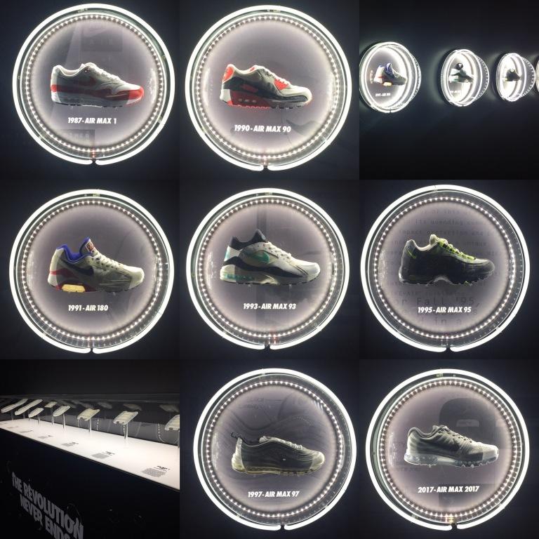 All Nike Air